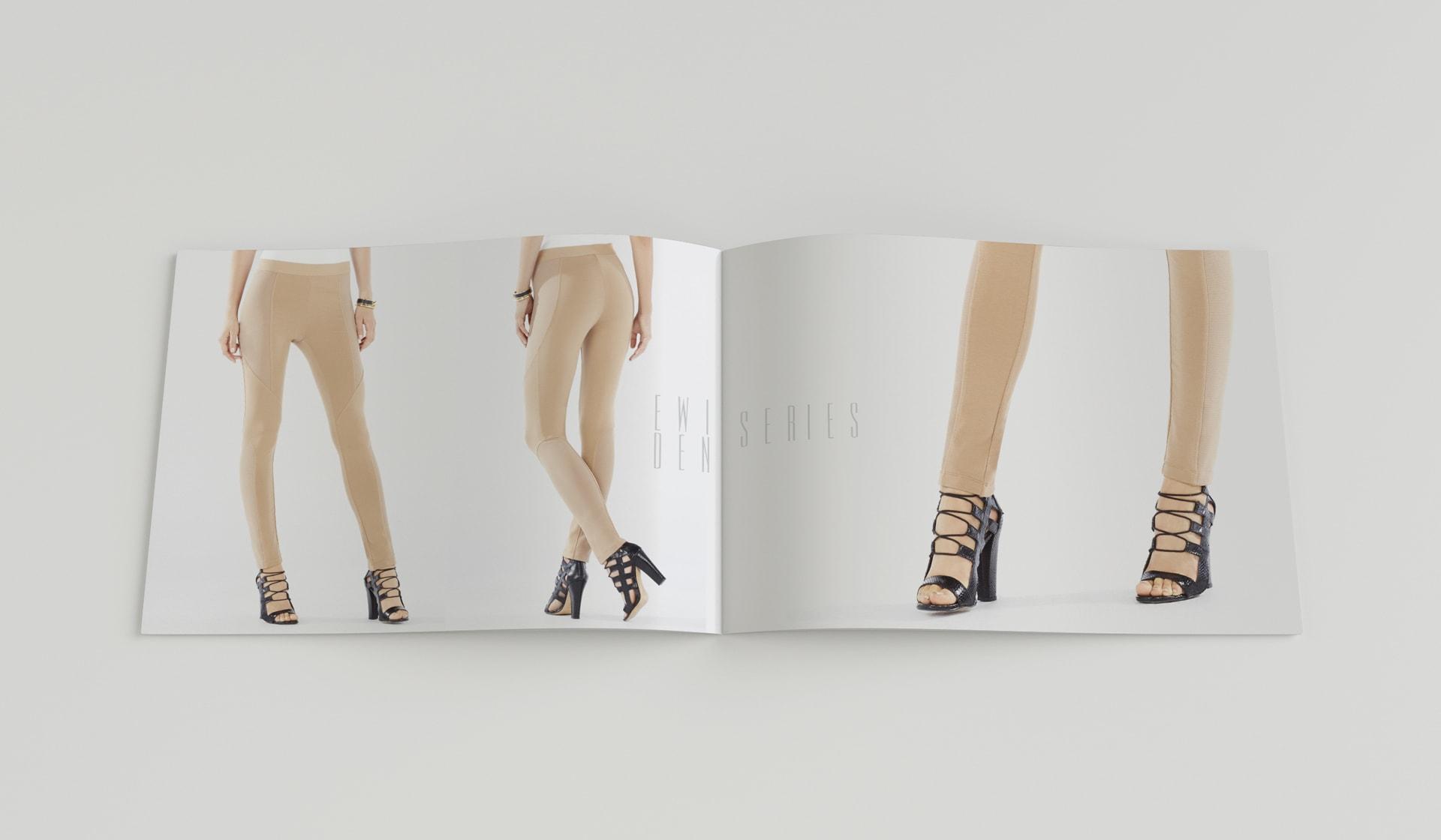 طراحی کاتالوگ برند LegX - شرکت چاپ - طراحی تبلیغاتی کی نگار knegar