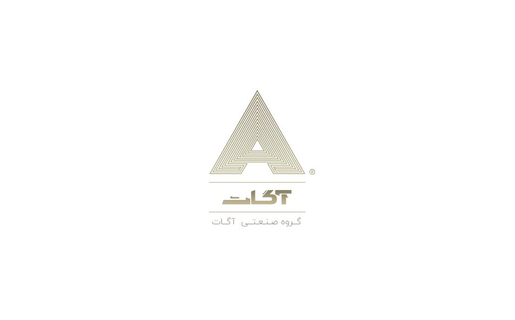 طراحی لوگو گروه صنعتی آگات سنگ های تزئینی سایلستون دکتون کوارتز