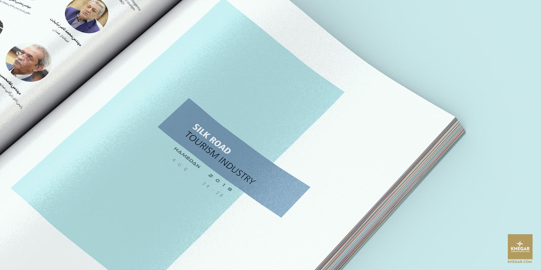 طراحی کاتالوگ نمایشگاه - چاپ کاتالوگ