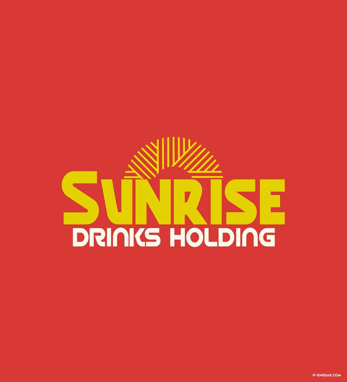 طراحی لوگو - هلدینگ Sunrise | طراحی نماد