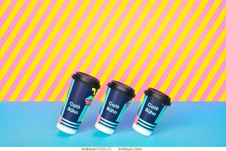 طراحی بسته بندی قهوه