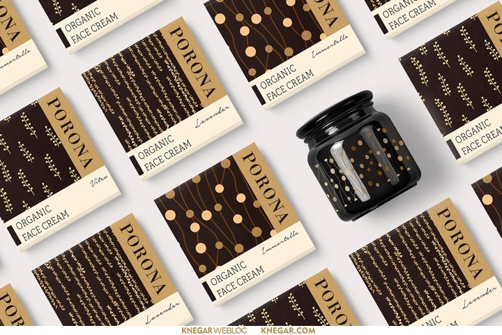 طراحی بسته بندی آرایشی بهداشتی