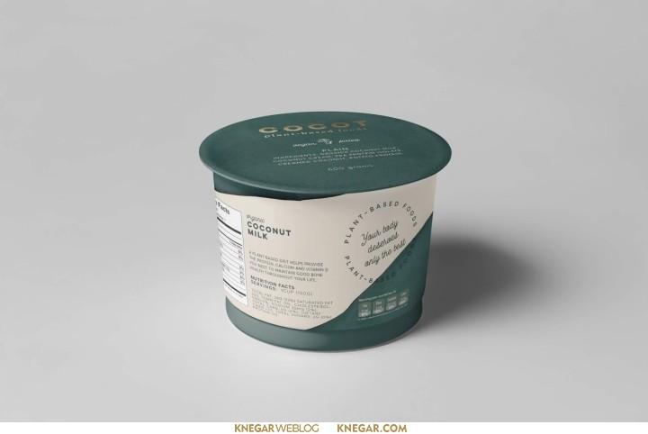 بسته بندی لبنیات Cocot