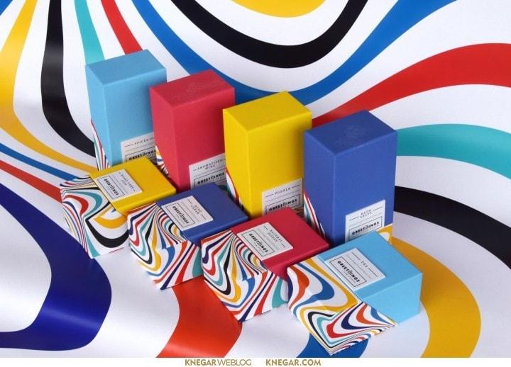 طراحی بسته بندی و چاپ | مواد غذایی