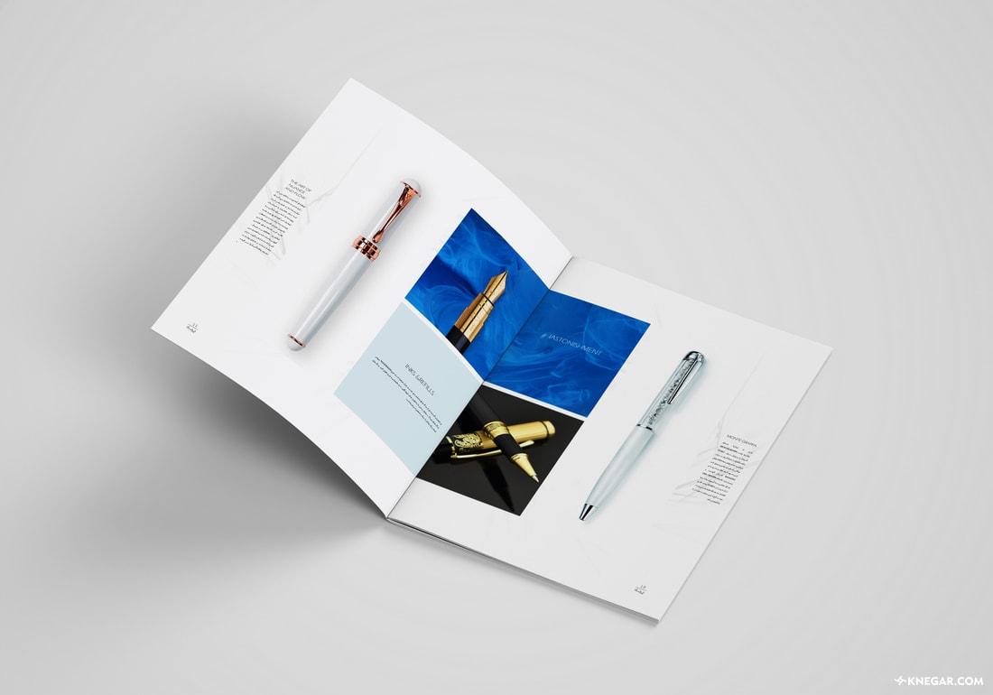 طراحی کاتالوگ تبلیغاتی | طراحی و چاپ کاتالوگ