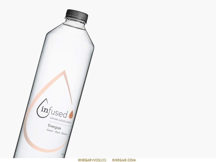 طراحی بسته بندی آب میوه | بسته بندی آب معدنی