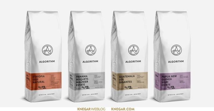 طراحی بسته بندی | بسته بندی قهوه و چای