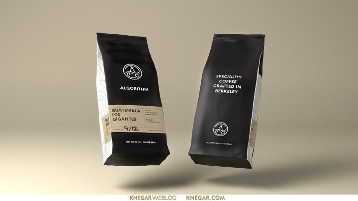 بسته بندی پکیج قهوه