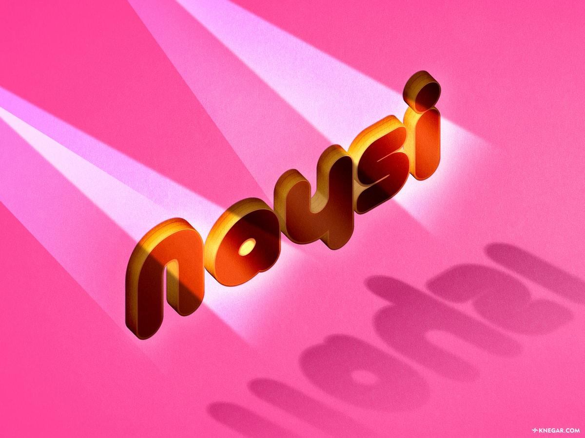 طراحی لوگو اسباب بازی - طراحی لوگو تایپوگرافی اسباب بازی