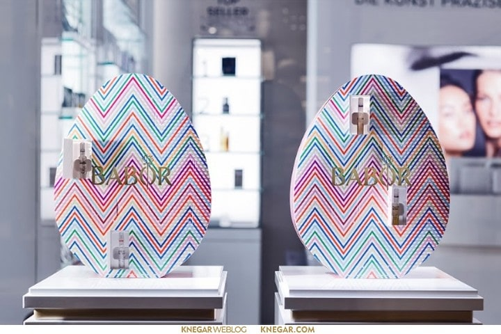 طراحی بسته بندی تخم مرغ عید پاک