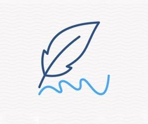 متن تبلیغاتی در طراحی لوگو